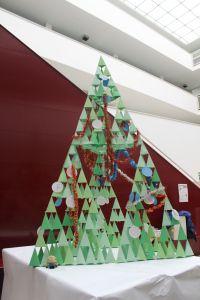 Árboles fractales de Navidad  #Christmas #Maths