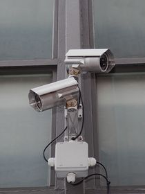 security camera systems Security cameras are a key piece of any commercial protection plan.  Surveillance cameras provide 24/7 protection that business owners and managers need to efficiently run and secure their location ensuring that products and employees are kept safe. http://www.cfasecurity.com/security-cameras.html