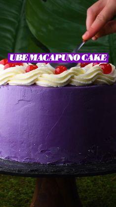 Fun Baking Recipes, Dessert Recipes, Cooking Recipes, Yummy Treats, Sweet Treats, Yummy Food, Cake Decorating Techniques, Creative Cakes, Cupcake Cakes