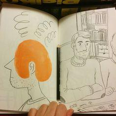 Neverending Risk! (I lost already) #sketchbook #sketchesarealwaysbetterthanfinals by giuliasagramola