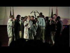 UVA Hullabahoos Fall Concert 2012