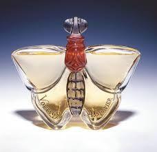 1913 Baccarat perfume bottle
