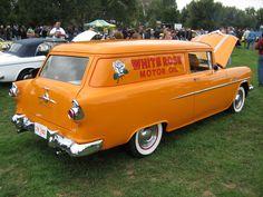 1956 Pontiac -Canadian Pathfinder Sedan Delivery Wikipedia, the free encyclopedia Chevy, Chevrolet Sedan, Used Trucks, Cool Trucks, Classic Trucks, Classic Cars, Station Wagon Cars, Pontiac Cars, Panel Truck
