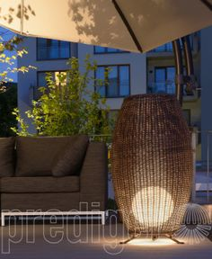 prediger.base p.048 Mobile Freistrahlende E27 Bodenleuchte Outdoor Furniture, Outdoor Decor, Ottoman, Home Decor, Spot Lights, Boden, Decoration Home, Room Decor, Home Interior Design
