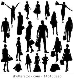 Find People Shopping stock images in HD and millions of other royalty-free stock photos, illustrations and vectors in the Shutterstock collection. Thousands of new, high-quality pictures added every day. People Shopping, Silhouette, Find People, Illustrations, Royalty Free Stock Photos, Beautiful, Character, Stencil, Art Work