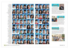 Robinson Middle School (Fairfax, VA)   2013 Yearbook, People Section   Printed by Herff Jones