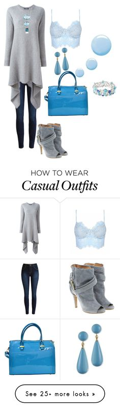 """""""Casual Saturday's"""" by klm62 on Polyvore featuring Alexander McQueen, Maison Margiela, Avenue, Blue Nile, Kenneth Jay Lane, Topshop and Dasein"""