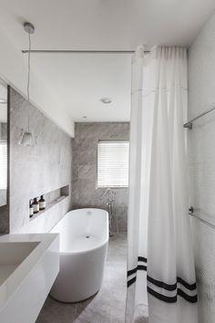 bathroom: The Modern Bathroom by Hey! Cheese | LVSH