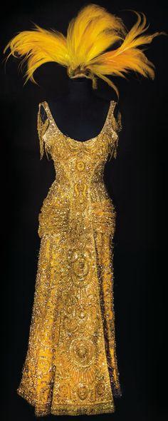 Irene Sharaff, for Barbara Streisand, 1969, Hello Dolly