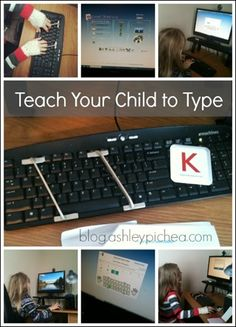 Teach Your Child to Type: Having excellent keyboarding skills is a must in today's world. Without the ability to type well, individuals are going to struggle economically and (most likely) socially. Learning to type is an important part of every child's education, and I am excited to get my children started with Keyboard Classroom.