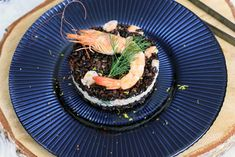 Japchae, Seafood, Ethnic Recipes, Entertaining, Crab Meat, Cooking Recipes, Black Rice, Funny, Entertainment