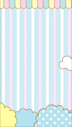 Ideas For Kawaii Wall Paper Iphone Kitty Hello Kitty Wallpaper, Kawaii Wallpaper, Pastel Wallpaper, Cartoon Wallpaper, Wallpaper Backgrounds, Iphone Wallpaper, Kawaii Background, Kids Background, Little Twin Stars