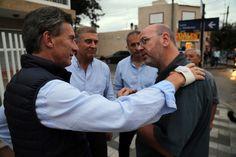 Timbreo en Córdoba con Héctor Baldassi y Oscar Aguad