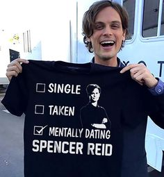 Matthew Gray Gubler I NEED this shirt!!!!!
