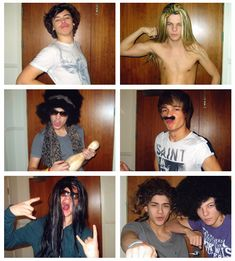 these are the boys i love <3