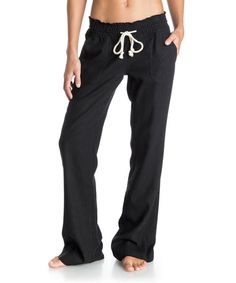 Take a look at this True Black Ocean Side-Pocket Sweatpants today!