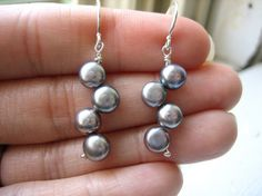 zigzag pearl jewelry