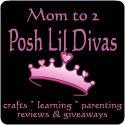 Mom to 2 Posh Lil Divas