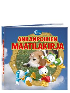 Ankanpoikien maatilakirja pienille. Hilpeät ankanpojat Tupu, Hupu ja Lupu lomailevat Mummo Ankan luona maalla. Mitä kaikkea hauskaa maatilalta löytyykään? Pojat silittävät kania, ruokkivat lehmiä ja keräävät munia kanalasta. Selkeiden ja värikkäiden kuvien ja lyhyiden tekstien avulla on kiva tutustua suomalaiseen maaseutuun ja sen elämään.