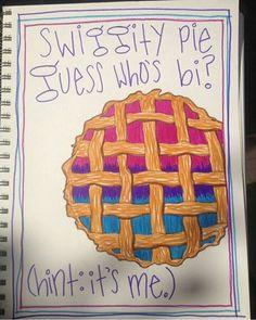 Dean Winchester's pie