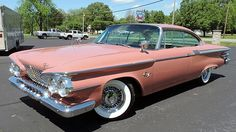1961 Plymouth Fury Maintenance/restoration of old/vintage vehicles: the material for new cogs/casters/gears/pads could be cast polyamide which I (Cast polyamide) can produce. My contact: Rat Rods, Austin Martin, Vintage Cars, Antique Cars, Jaguar, Plymouth Fury, Ford, Us Cars, Vintage Bicycles