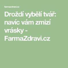 Droždí vybělí tvář: navíc vám zmizí vrásky - FarmaZdravi.cz