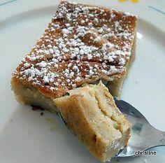 Gâteau réunionnais à la banane
