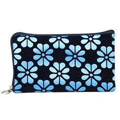 New Trending Clutch Bags: Mikey Store Women Printing Coins Change Purse Clutch Zipper Zero Wallet Phone Key Bags (Blue). Mikey Store Women Printing Coins Change Purse Clutch Zipper Zero Wallet Phone Key Bags (Blue)   Special Offer: $2.50      244 Reviews Package Content: 1PC WalletMaterial: CorduroySize: Size: 16cm(L)*9cm(H)And you can put ID card, coin, cards, cash and other small items.Lightweight, portable...