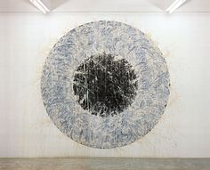 UNTITLED  GALERIE TSCHUDI  GLARUS 1991 - Richard Long