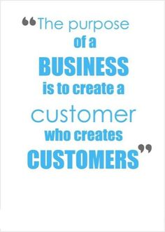 Every business should think this way.