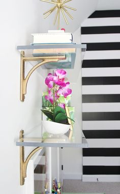 7 Stylish Ways To Use Acrylic In Your Home Decor