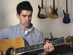 How Great Is Our God Guitar Lesson (Praise and Worship Song by Chris Tom...