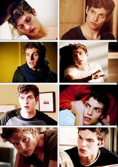 Isaac is the bae-est bae of all time❣ Teen Wolf Isaac, Teen Wolf Boys, Teen Tv, Teen Wolf Stiles, Teen Wolf Cast, Daniel Sharman The Originals, Daniel Sharman Teen Wolf, Cody Christian, Sterek