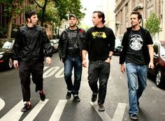Bouncing Souls performing at Slim's SF on Tuesday, July 17th