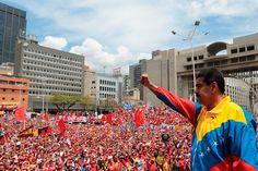 Maduro: capturados más de 30 terroristas en movilización opositora #Actualidad