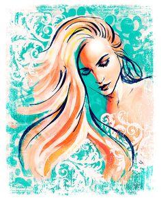 mermaid room inspiration #stink #paigie