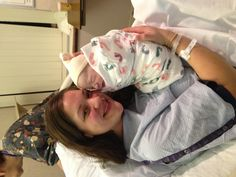 Welcome to the world Baby Quinn!!