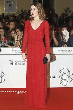 Festival de Malaga 2014 - Silvia Abascal