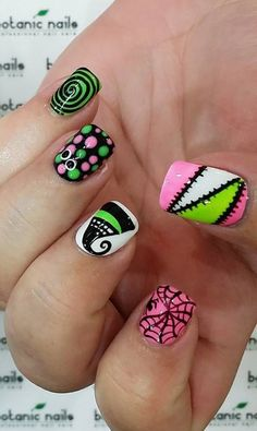 The outcome of your zombie nails depends on the theme you are working on, when…