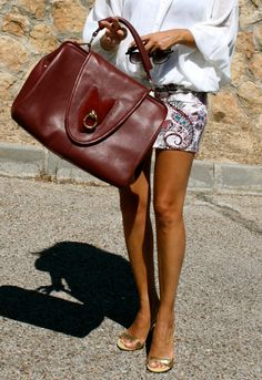 Fashion and Style Blog / Blog de Moda  Post: Stradivarius + HM  See more/ Más fotos en : http://www.ohmylooks.com/?p=2667    OhMyLooks by Silvia García Blanco