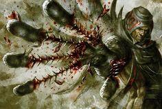 Soul Sacrifice - Black Rites, Gleipnir