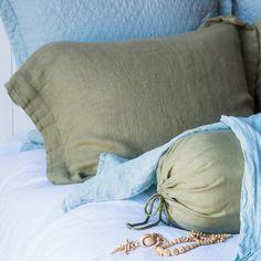 Bella Notte Pillow Sham Homespun @LaylaGrayce
