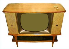 television from 1960 | Philco Television Set - 1960