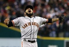 World Series 2012 Game 4: SF Giants Win!