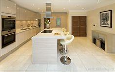 Island Kitchen - Decor Tiles & Floors - Wall Tiles | Floor Tiles | Wood Flooring | Watford