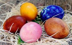 Evelinas Ekologiska: Snart Påsk - Färga Ägg Naturligt - Såhär gör du