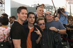 MTV's 2gether was there too! | 29 Things You Probably Forgot Happened At The 2000 MTV Movie Awards
