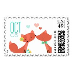 Get exceptional designs, values, and quality with invitations, announcements and postage from Hallmark. #foxes #cute #animals #love #sweethearts #made #for #each #other #sweet #hallmark #fox #hearts #lighthearted #save #the #dates #wedding #save #the #dates #engagement #announcements #wedding #announcements #romantic #fun #playful #woodland #forest #illustration #storybook #bow #tie #naive #couples #shower #engagement #party