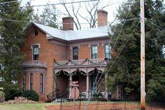 Hacker-House - Jonesborough Historic District - Wikipedia, the free encyclopedia