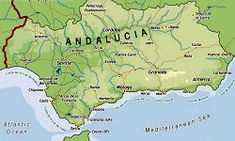 ANDALUCIA has experienced three earthquakes this morning. According to the National Geographic Institute, the biggest was in Baena in Cordoba, which had a Map Of Spain, New Spain, Spain And Portugal, Andalucia Spain, Andalusia, Ronda Malaga, Malaga Airport, Bay Of Biscay, Nerja